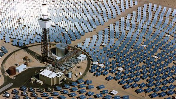 La central solar más grande del mundo estará en California