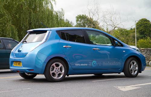 Nissan Leaf, Coche del Año del Mundo 2011