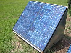 La energía solar bate récord de cobertura en España