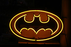 Batman y las energías renovables
