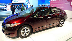 Honda FCX Clarity, gran coche de hidrógeno
