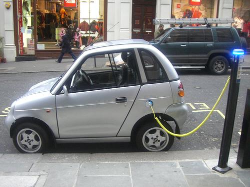 Coches eléctricos: camino a la catástrofe