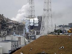 Otro temblor en Fukushima
