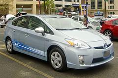 El Prius se lleva el III Eco Rallye de Vitoria