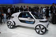 Volkswagen Nils, el futuro de lo sostenible