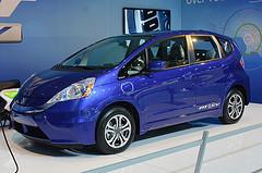 Nuevo Honda Jazz EV