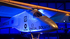 Solar Impulse, el avión más ecológico