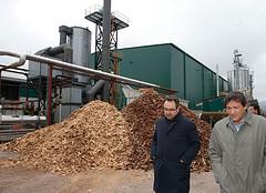 No habrá biomasa de Dalkia