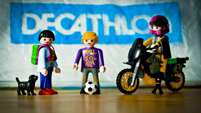 Decathlon celebra la semana de la movilidad urbana